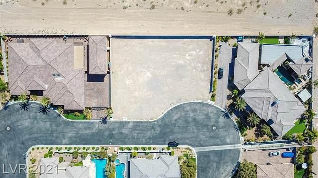 8568 Verde Park Circle, Las Vegas, NV 89129 (MLS #2294689) :: Lindstrom Radcliffe Group