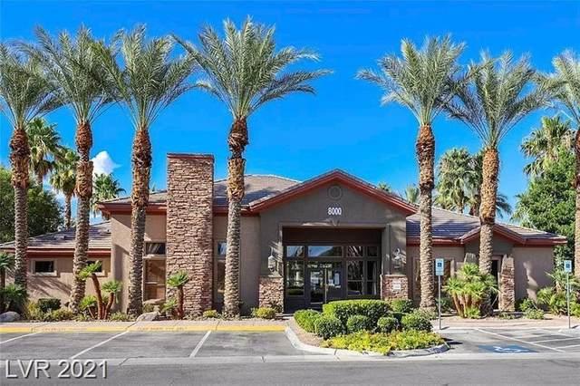 8000 Badura Avenue #2143, Las Vegas, NV 89113 (MLS #2294693) :: Signature Real Estate Group