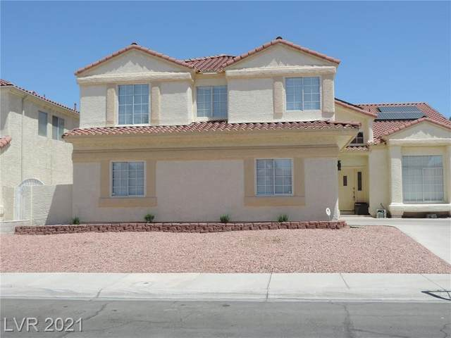 38 Stone Cress Drive, Henderson, NV 89074 (MLS #2294698) :: Lindstrom Radcliffe Group