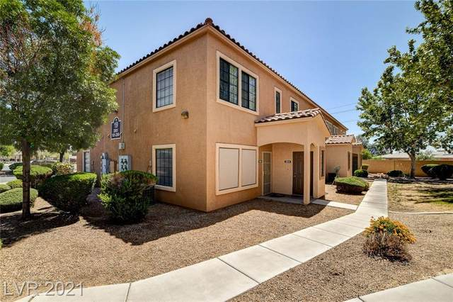 2001 Sue Court #206, Las Vegas, NV 89108 (MLS #2294699) :: Lindstrom Radcliffe Group