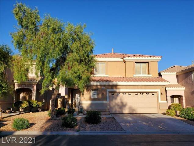 6813 Baby Jade Court, Las Vegas, NV 89148 (MLS #2294709) :: Jeffrey Sabel