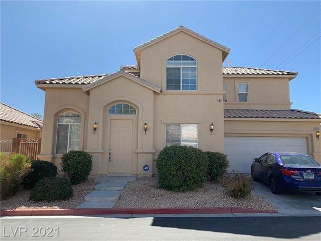 2635 Rimpacific Circle, Las Vegas, NV 89146 (MLS #2294711) :: Hebert Group | Realty One Group