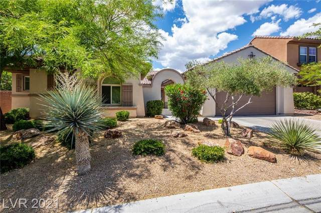 413 Lake Windemere Street, Las Vegas, NV 89138 (MLS #2294714) :: Team Michele Dugan