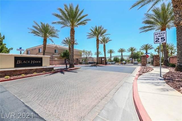6320 Snap Ridge Street #102, North Las Vegas, NV 89081 (MLS #2294721) :: Lindstrom Radcliffe Group