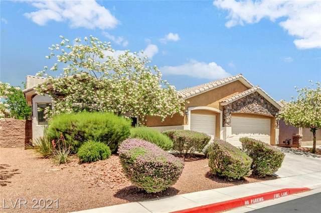712 Fiesta Del Rey Avenue, North Las Vegas, NV 89081 (MLS #2294726) :: Lindstrom Radcliffe Group