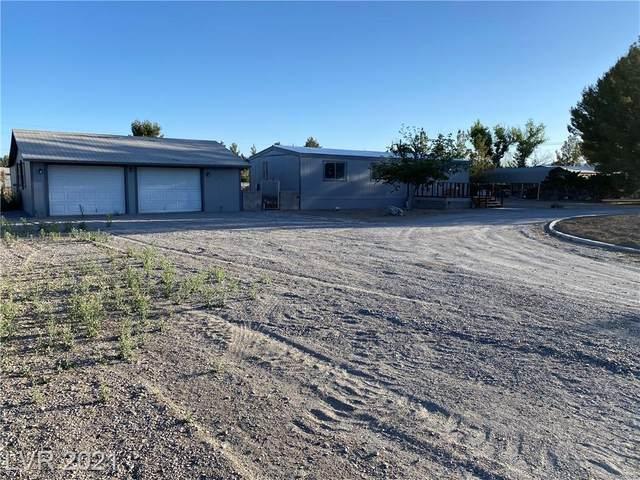 1451 W Wilson Road, Pahrump, NV 89048 (MLS #2294740) :: Custom Fit Real Estate Group