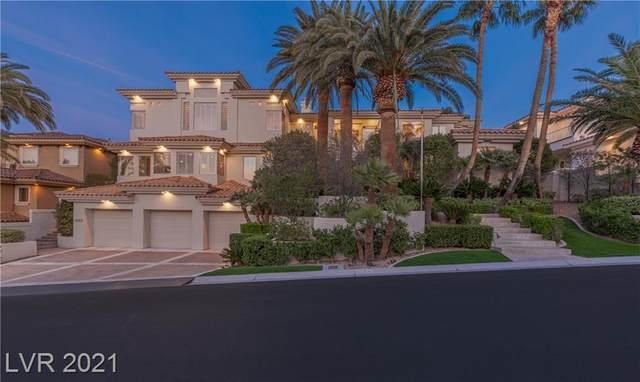 5020 Spanish Heights Drive, Las Vegas, NV 89148 (MLS #2294762) :: Vestuto Realty Group