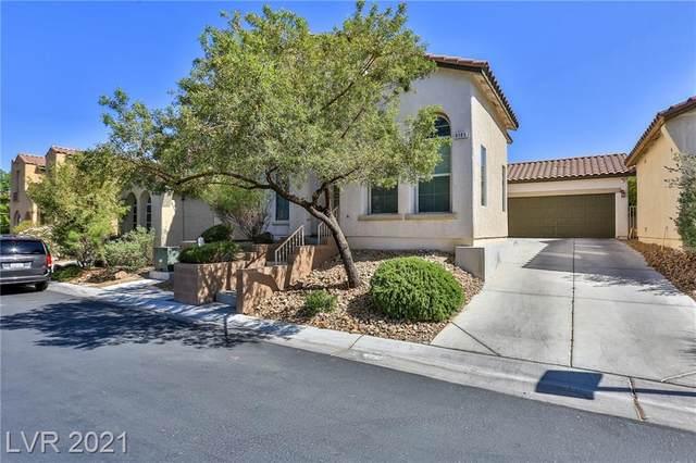 9185 Grand Sunburst Court, Las Vegas, NV 89149 (MLS #2294764) :: Lindstrom Radcliffe Group