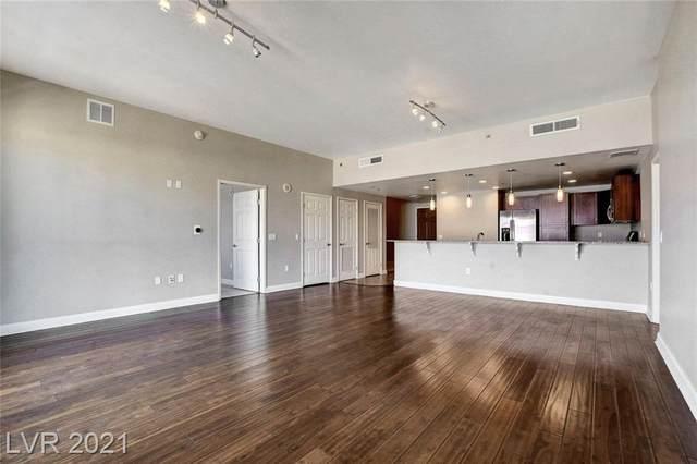 150 N Las Vegas Boulevard #805, Las Vegas, NV 89101 (MLS #2294778) :: DT Real Estate