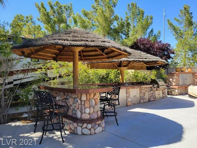 8175 Arville Street #1, Las Vegas, NV 89139 (MLS #2294782) :: Lindstrom Radcliffe Group