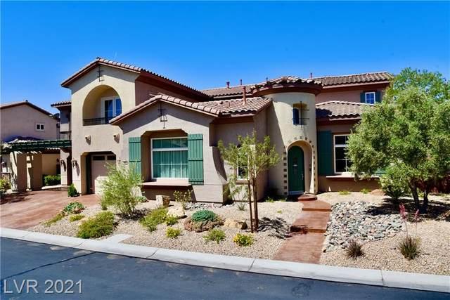 10033 Trapper Mountain Street, Las Vegas, NV 89178 (MLS #2294788) :: Vestuto Realty Group