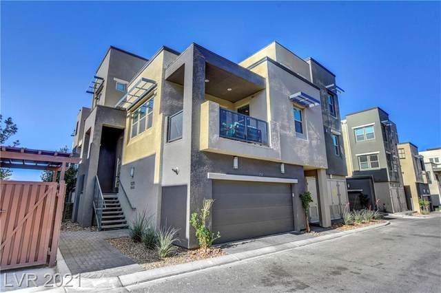 11270 Hidden Peak Avenue #212, Las Vegas, NV 89135 (MLS #2294797) :: Jeffrey Sabel