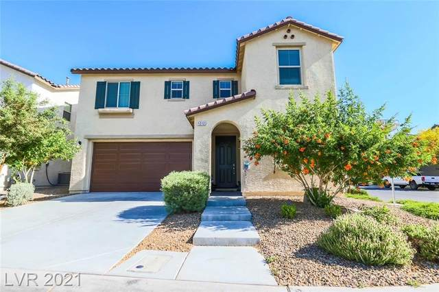 1212 Alford Creek Court, North Las Vegas, NV 89031 (MLS #2294803) :: Lindstrom Radcliffe Group