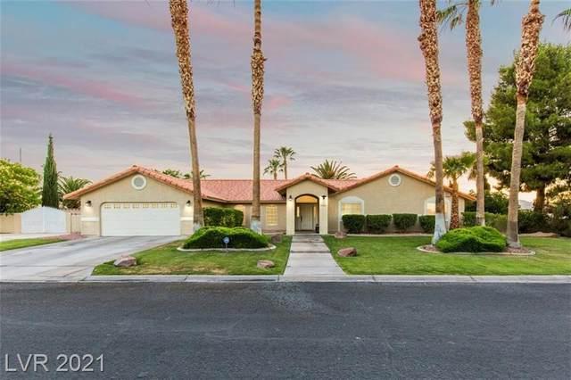 8385 Florine Avenue, Las Vegas, NV 89129 (MLS #2294809) :: Lindstrom Radcliffe Group