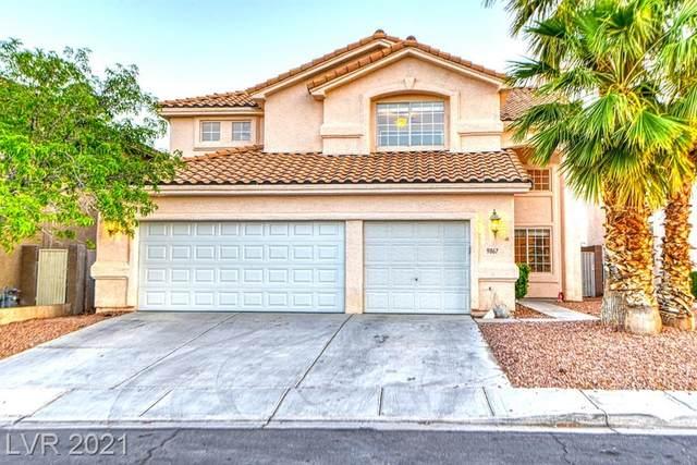 9867 Cherokee Avenue, Las Vegas, NV 89147 (MLS #2294840) :: Jeffrey Sabel
