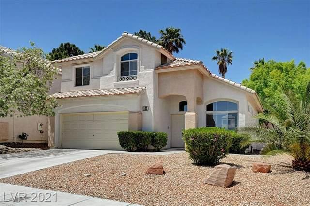 1533 Cross Country Street, Las Vegas, NV 89144 (MLS #2294843) :: Lindstrom Radcliffe Group