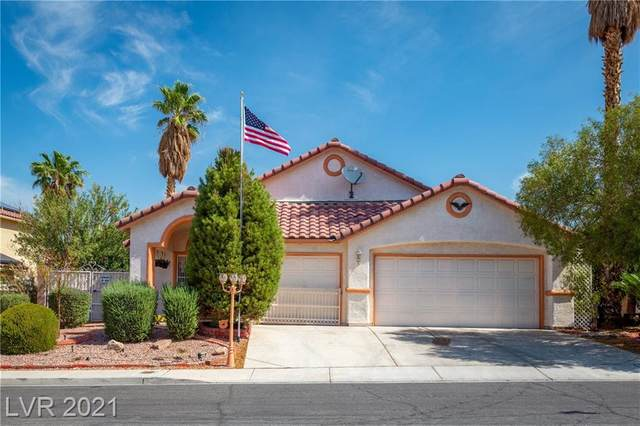6536 Maple Vine Court, Las Vegas, NV 89110 (MLS #2294851) :: Jack Greenberg Group