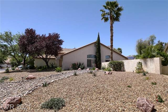 1821 Jack Rabbit Way, Las Vegas, NV 89128 (MLS #2294861) :: Lindstrom Radcliffe Group