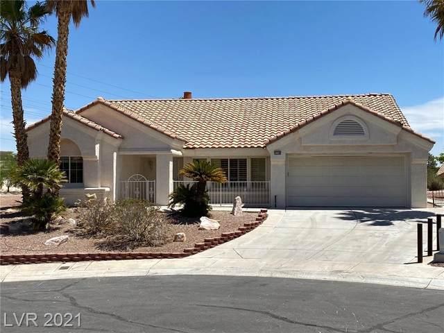 3108 Birch Hill Court, Las Vegas, NV 89134 (MLS #2294863) :: Lindstrom Radcliffe Group
