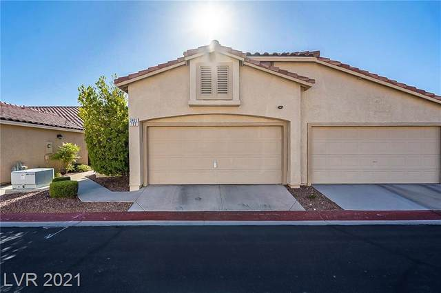 3405 Conan Street #103, Las Vegas, NV 89129 (MLS #2294865) :: Lindstrom Radcliffe Group