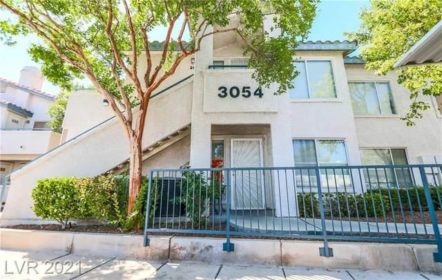 3054 Tarpon Drive #101, Las Vegas, NV 89120 (MLS #2294877) :: Galindo Group Real Estate