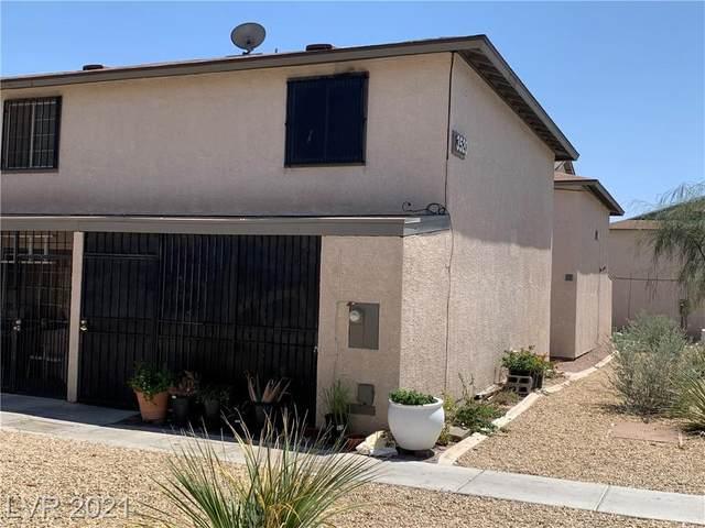 3520 Rio Robles Drive A, North Las Vegas, NV 89030 (MLS #2294895) :: Jeffrey Sabel