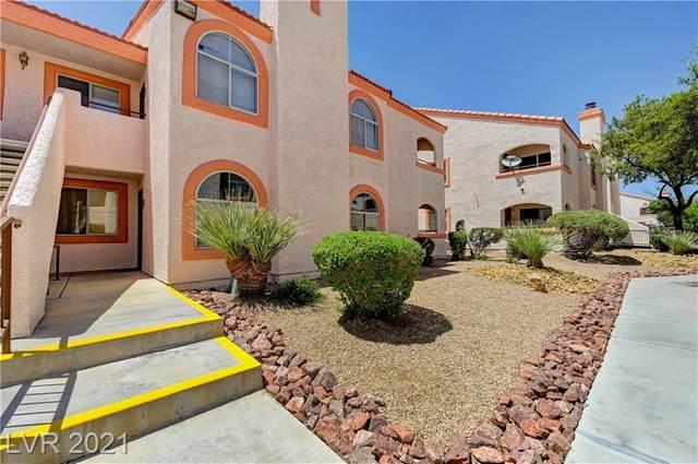 7570 W Flamingo Road #114, Las Vegas, NV 89147 (MLS #2294896) :: Jeffrey Sabel