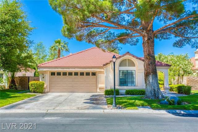 5429 Painted Sunrise Drive, Las Vegas, NV 89149 (MLS #2294900) :: Lindstrom Radcliffe Group