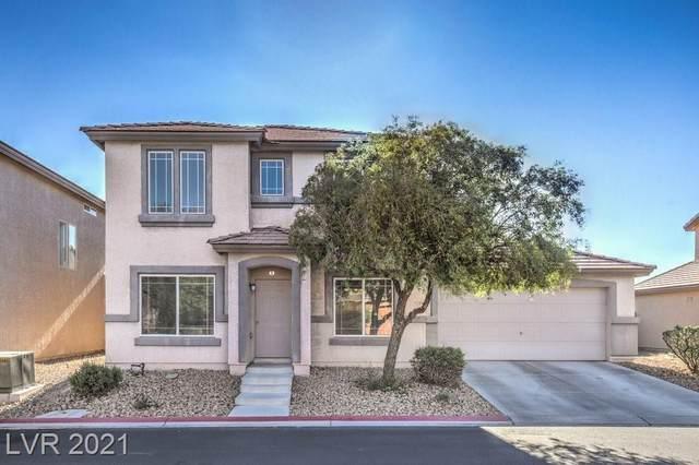 5328 La Quinta Hills Street, North Las Vegas, NV 89081 (MLS #2294912) :: Lindstrom Radcliffe Group