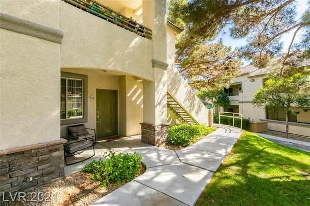 10217 King Henry Avenue #104, Las Vegas, NV 89144 (MLS #2294935) :: Lindstrom Radcliffe Group