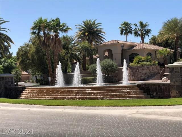 2050 W Warm Springs Road #3924, Henderson, NV 89014 (MLS #2294939) :: Jeffrey Sabel