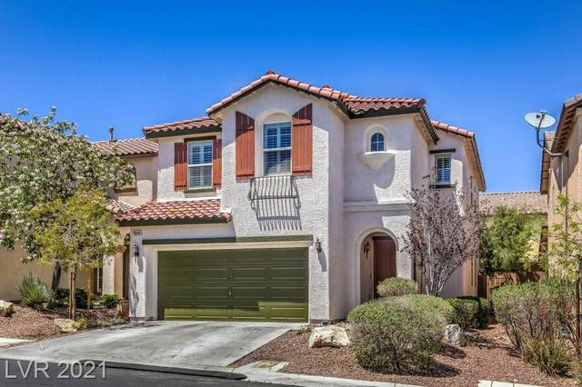 10648 Tray Mountain Avenue, Las Vegas, NV 89166 (MLS #2294944) :: Lindstrom Radcliffe Group