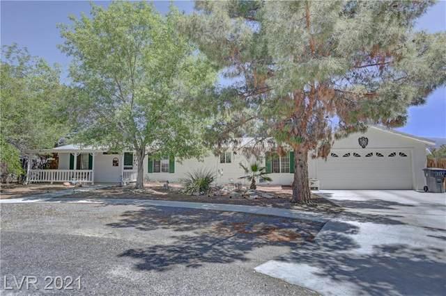 4090 Springwood Street, Pahrump, NV 89048 (MLS #2294961) :: The Chris Binney Group | eXp Realty