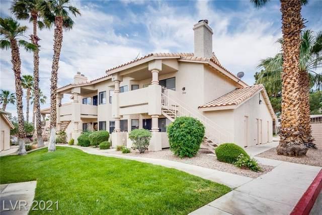 1008 Falconhead Lane #101, Las Vegas, NV 89128 (MLS #2294965) :: Galindo Group Real Estate