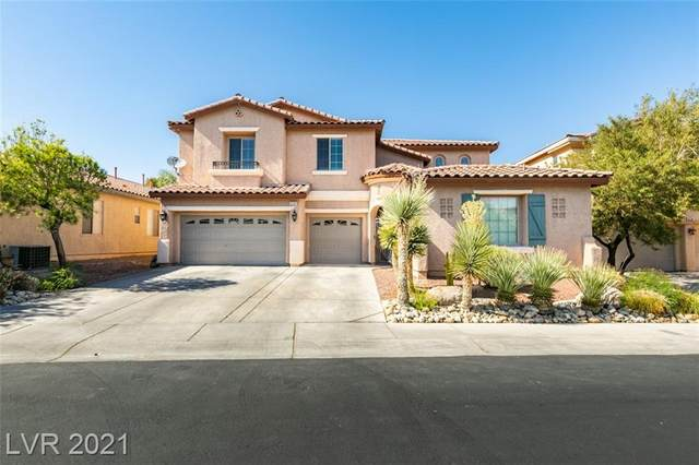 8268 Nelson Ridge Lane, Las Vegas, NV 89178 (MLS #2294966) :: Kypreos Team