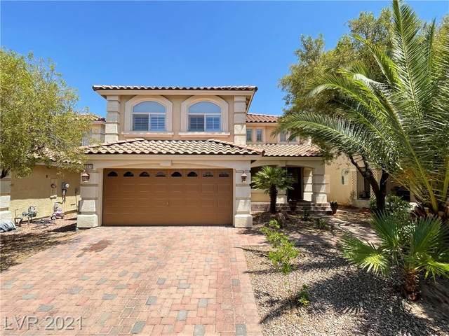 10970 Dornoch Castle Street, Las Vegas, NV 89141 (MLS #2294971) :: Jeffrey Sabel
