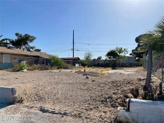 1905 Harvard Street, North Las Vegas, NV 89030 (MLS #2294979) :: The Perna Group
