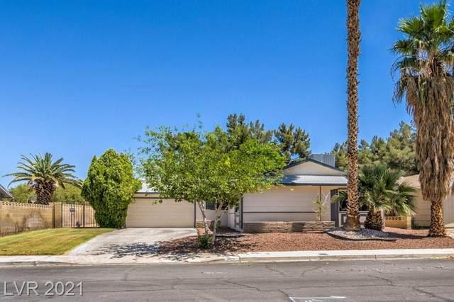 5540 Neosho Street, Las Vegas, NV 89120 (MLS #2294980) :: Lindstrom Radcliffe Group