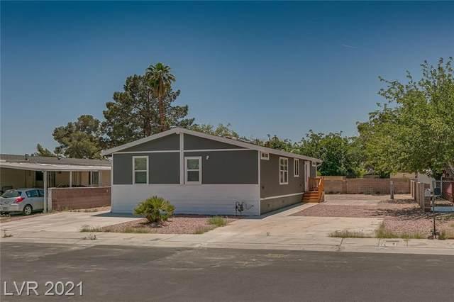 6445 Sapphire Street, Las Vegas, NV 89108 (MLS #2294989) :: Hebert Group | Realty One Group