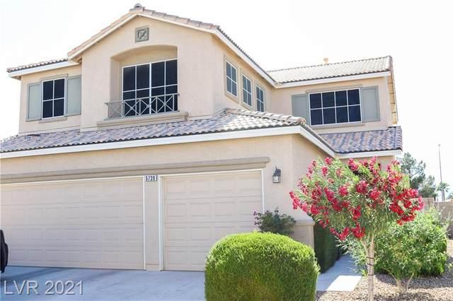 5739 Bear Springs Street, North Las Vegas, NV 89031 (MLS #2294997) :: Lindstrom Radcliffe Group