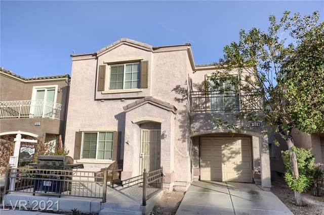 7328 Escarpment Street, Las Vegas, NV 89139 (MLS #2295022) :: Jeffrey Sabel