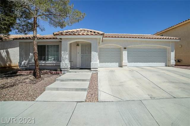 258 Mattino Way, Henderson, NV 89074 (MLS #2295025) :: Jeffrey Sabel