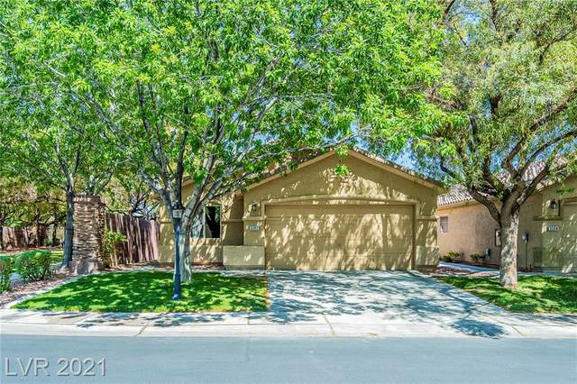 3382 Old Course Street, Las Vegas, NV 89122 (MLS #2295026) :: Lindstrom Radcliffe Group