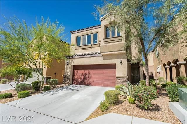 6763 Sharks Bay Court, Las Vegas, NV 89149 (MLS #2295027) :: Lindstrom Radcliffe Group
