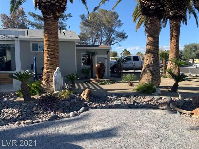 4320 Zinnia Lane, Las Vegas, NV 89108 (MLS #2295037) :: Lindstrom Radcliffe Group