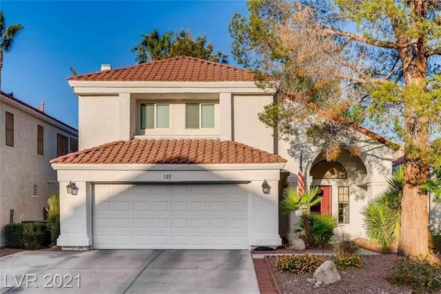 132 Wynntry Drive, Henderson, NV 89074 (MLS #2295060) :: Jeffrey Sabel