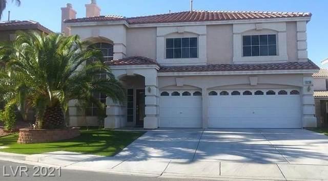 9738 Driftwood Island Court, Las Vegas, NV 89148 (MLS #2295066) :: Galindo Group Real Estate