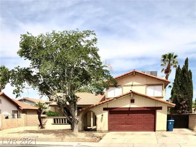 3856 S Torrey Pines Drive, Las Vegas, NV 89103 (MLS #2295088) :: Hebert Group | Realty One Group