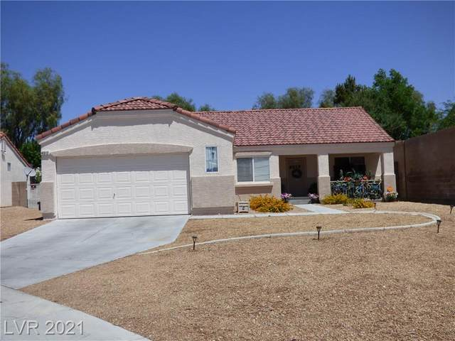 4012 Cotton Creek Avenue, North Las Vegas, NV 89031 (MLS #2295097) :: Lindstrom Radcliffe Group