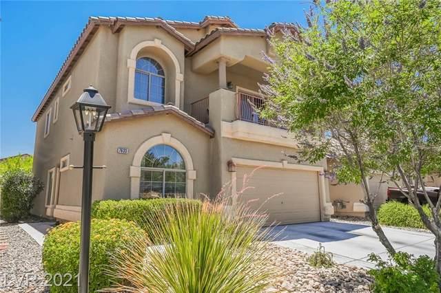 7633 Winterthur Court, Las Vegas, NV 89129 (MLS #2295133) :: Hebert Group | Realty One Group